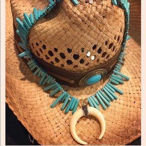 Bold, eclectic, fun, handmade jewelry.